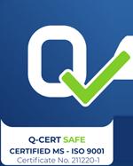 Πιστοποίηση ISO 9001